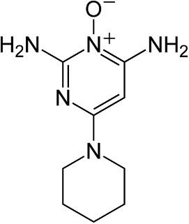 Формула миноксидила